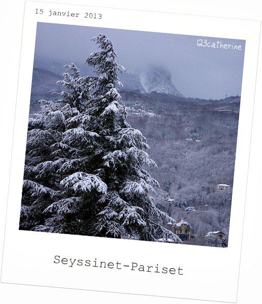 Seyssinet 15 janvier 2013