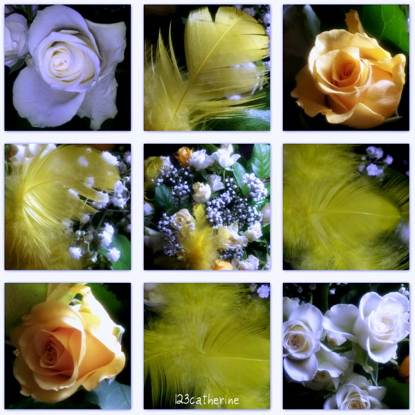 bouquet paques 2013