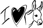 j'aime les ânes