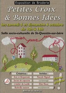 Affiche St_Quentin_sur_Isere