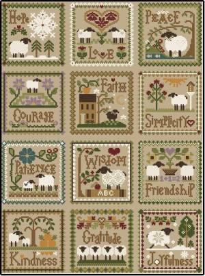 little sheep virtues