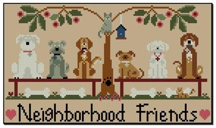 Neighborhood Friends small copy