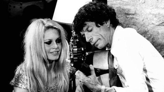Brigitte bardot et Manitas de plata