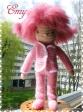 Emy petite poupée au crochet