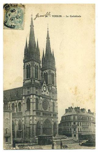 Cathédrale de Voiron Isère