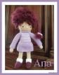 Ana, petite poupée au crochet