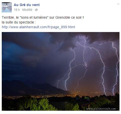 orage 24 juillet 2015