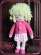 Roz petite poupée au crochet