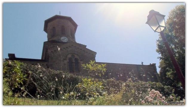 L'église de Corenc