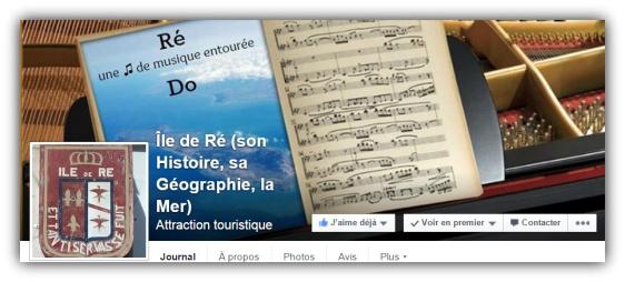 Île de Ré (son Histoire, sa Géographie, la Mer)
