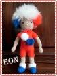 Eon, petite poupée au crochet