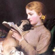 Le chien dans l'art Ce site a pour but de rassembler tous les chiens que l'on trouve sur les tableaux, sur les tapisseries, dans les sculptures et tous les objets d'art.