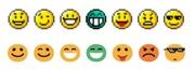 Les smilies Tutoriel wordpress pour intégrer des smilies.