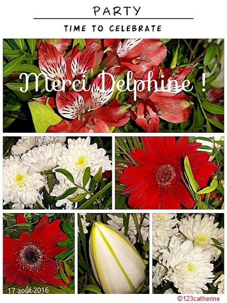 bouquet delphine